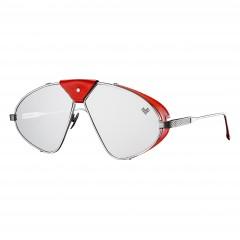 Vysen Luis Fonsi F3 Lentes  Espelhadas Prata - Oculos de Sol