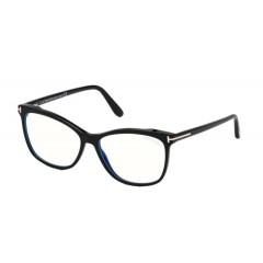 Tom Ford BLUE BLOCK  5690B  001 CLIP - Oculos de Sol