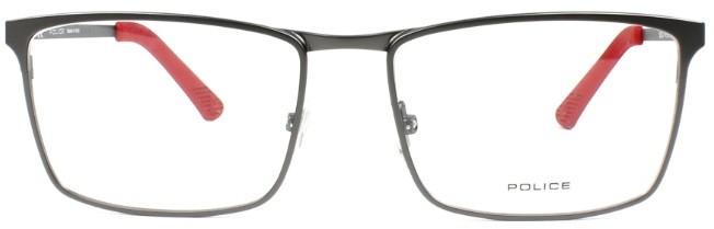 Police 555 62TY- Oculos de Grau