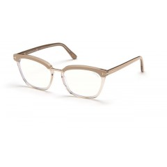 Tom Ford 5550B 072 Blue Block - Oculos de Sol