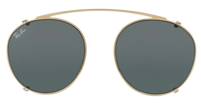 Ray-Ban 2180C 2500/71 - Clip On