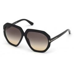 Tom Ford Pippa 0791 01B - Oculos de Sol