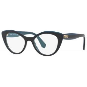 Miu Miu Logo 01RV TMY1O1 - Óculos de Grau
