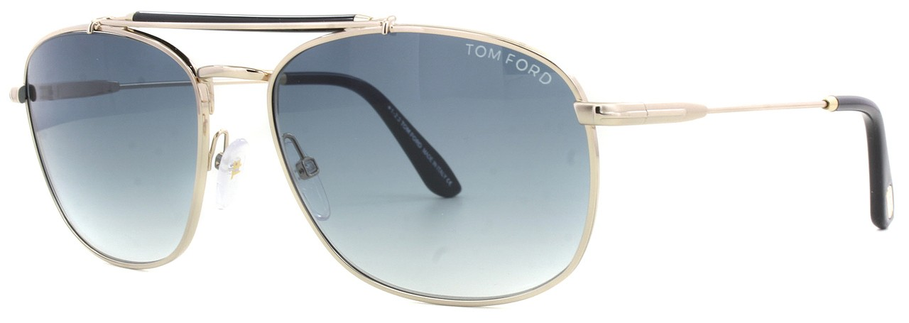 Tom Ford Marlon 339 28W - Óculos de Sol