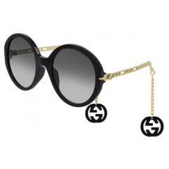 Gucci 0726 001 - Oculos de Sol