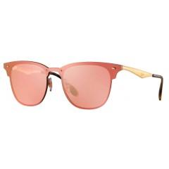 Óculos Ray-Ban Clubmaster Blaze Espelhado Comprar