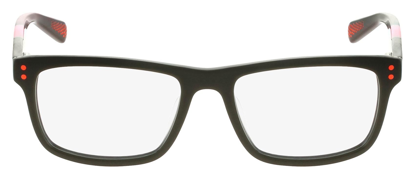 Óculos de grau Nike Laranja Original