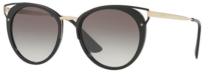 5f2f15a9acf25 Prada 66TS 1AB0A7 - Óculos de Sol