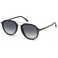 Tom Ford Rupert 0674 01B - Oculos de Sol