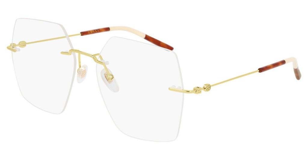 Gucci 683O 001 - Oculos de Grau
