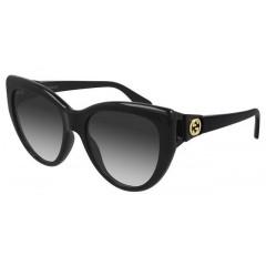 Gucci 877 001 - Oculos de Sol