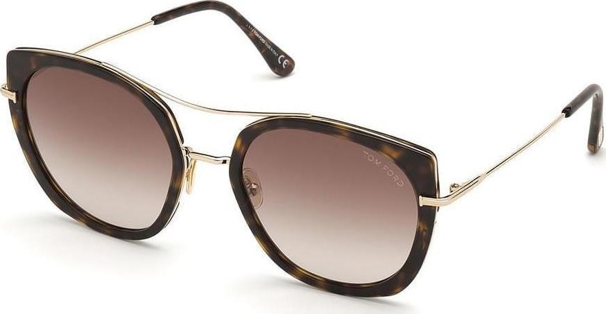 Tom Ford Joey 0760 52F - Oculos de Sol