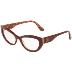 Dolce Gabbana CUORE SACRO 3306 3205 - Oculos de Grau
