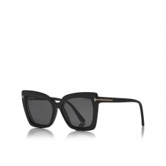 Tom Ford 5641B BLUE BLOK 001 CLIPON - Oculos de Sol