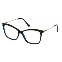 Tom Ford 5687 B 001 Blue Block - Oculos de Sol
