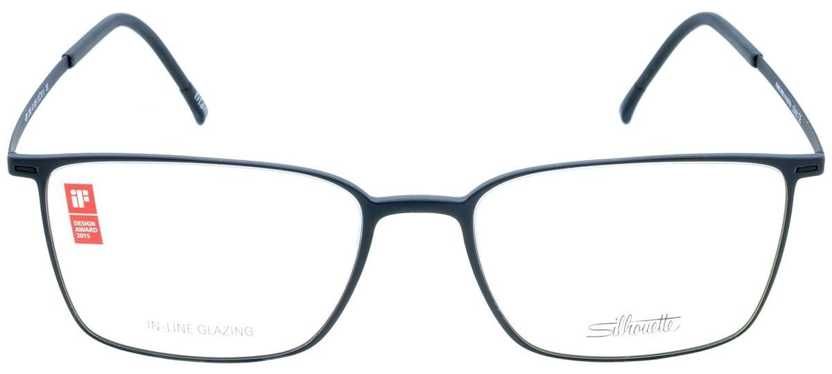 SIlHOUETTE 02886 6054 TAM 55- Oculos de Grau