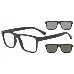 Emporio Armani 4115 58011W Tam 52 - Oculos de Grau e Clip On