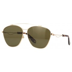 Óculos de Sol Givenchy 7049 Dourado Marrom