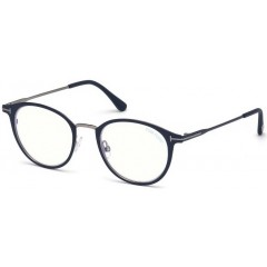 Tom Ford 5528B 091 Blue Block - Oculos de Sol