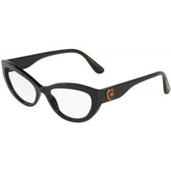 Dolce Gabbana Cuore Sacro 3306  501 - Oculos de Grau