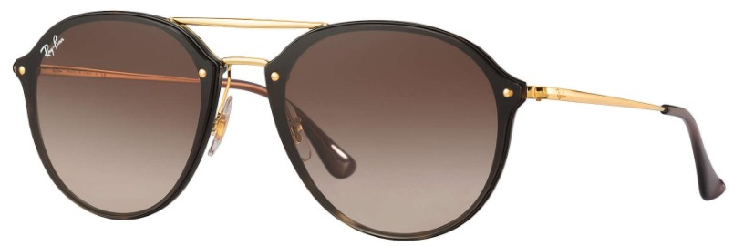Ray-Ban Blaze Double Bridge 4292N 710/13 - Óculos de Sol