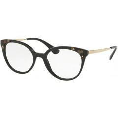 oculos de grau prada 12uv preto