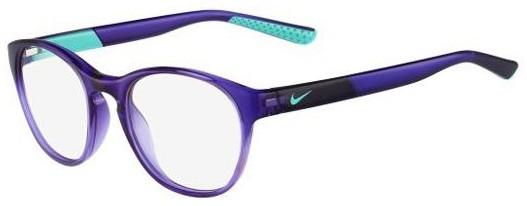 Armação óculos juvenil Nike Teens Roxo