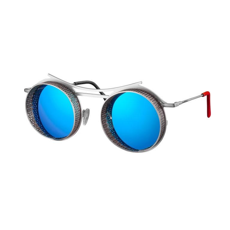 Vysen Onix Antique Silver - Oculos de Sol