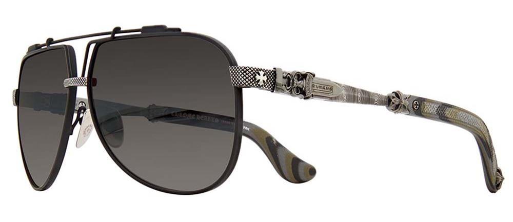 Chrome Hearts BLADE HUMMER III MBK - Oculos de Sol