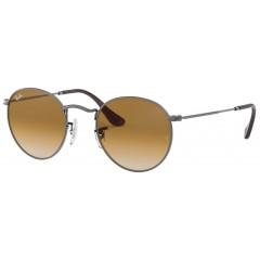 Ray Ban Round 3447NL 00451 Tam 53 - Oculos de Sol