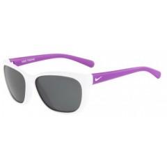 Óculos de sol Nike Infantil Branco Roxo