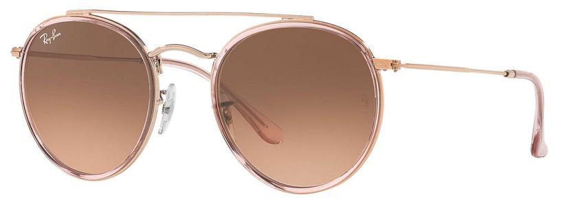 Óculos Ray-Ban Double Bridge Rosa Marrom Comprar
