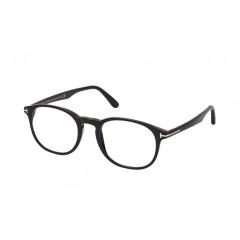 Tom Ford 5680B 001 Blue Block - Oculos de Sol