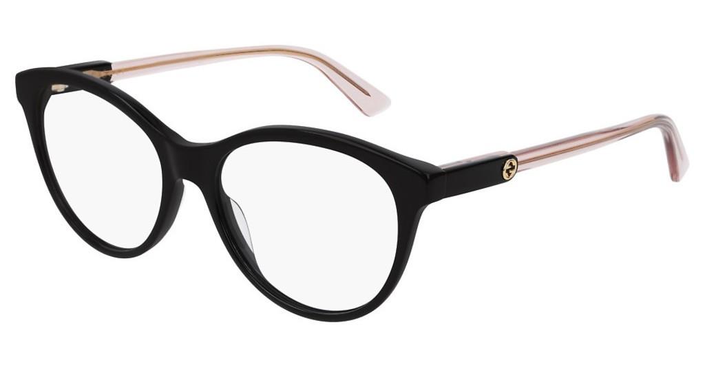 Gucci 486O 004 - Oculos de Grau