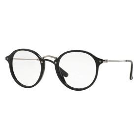 Ray Ban Round Fleck 2447V 2000 - Óculos de Grau