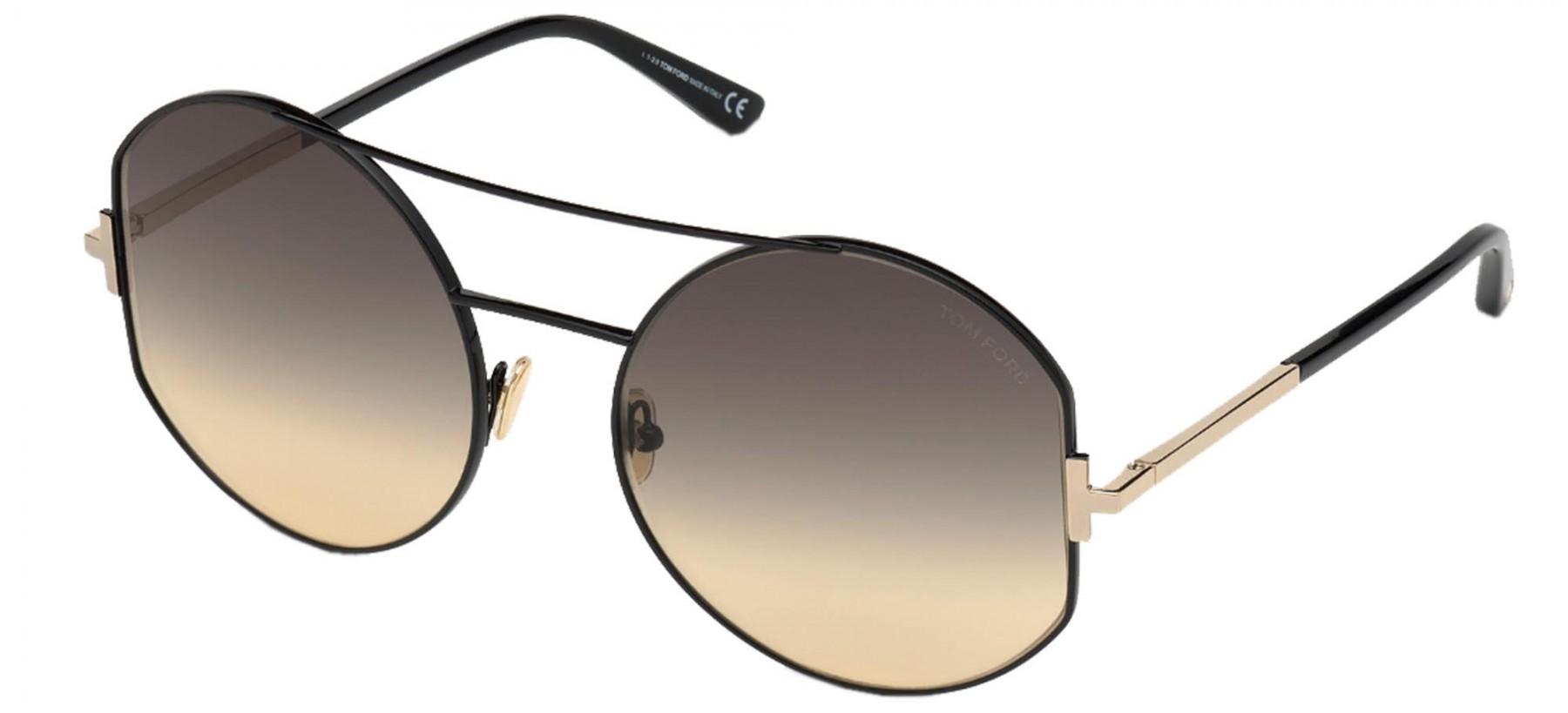 Tom Ford Dolly 0782 01B - Oculos de Sol