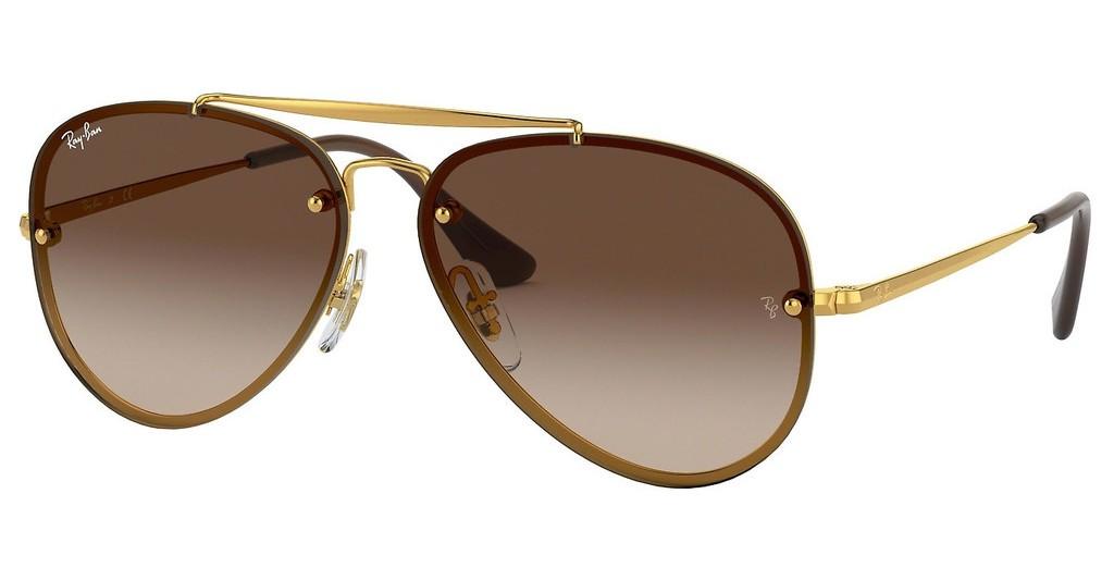 Ray Ban Junior Blaze 9548SN 22313 - Oculos de Sol