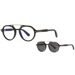Tom Ford 5561PB 63D TOM N15 - Oculos + CLIP