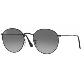 Ray Ban Round 3447N 002/71 - Óculos de Sol