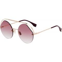 Fendi RIBBONS CRYSTALS  325 QHO3X - Oculos de Sol