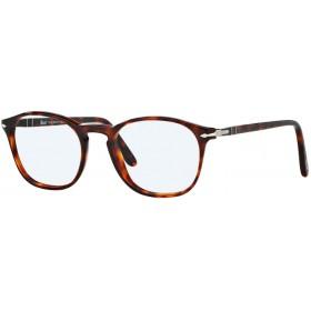 Persol 3007V 24 Tam 52 - Óculos de Grau