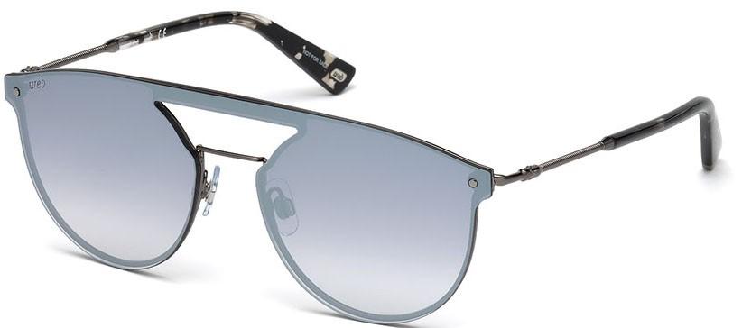 Óculos de sol Web Prata