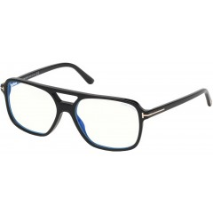 Tom Ford 5585B 001 - Oculos de Grau
