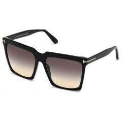 Tom Ford Sabrina 0764 01B - Oculos de Sol