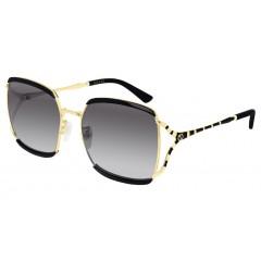 Gucci 593SK 001 - Oculos de Sol