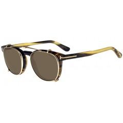 Tom Ford 5498P 64H TOM N14 CLIP  - Oculos de Grau