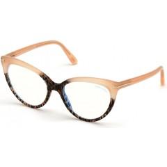 Tom Ford 5674B 055 Blue Block - Oculos de Grau