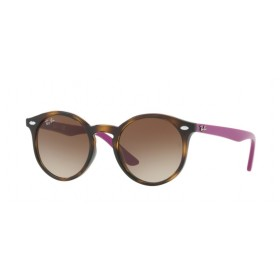Ray Ban Junior Round 9064 7041/13 - Óculos de Sol