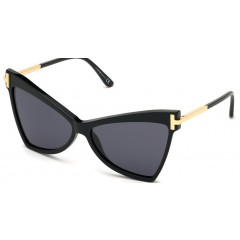 Tom Ford Tallulah 0767 01A - Oculos de Sol
