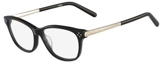 Chloé 2653R 001 - Óculos de Grau